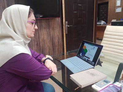 سمینار آنلاین کارشناسان مسابقات آسیایی